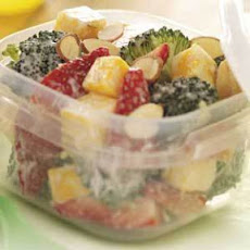 Broccoli Strawberry Salad