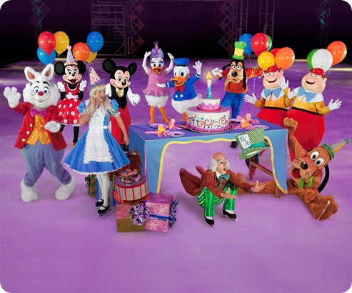 Disney On Ice Let's Celebrate images (Large)