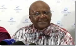 Tutu criticises ANC