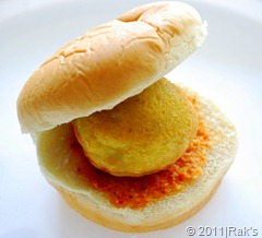 Vada pav