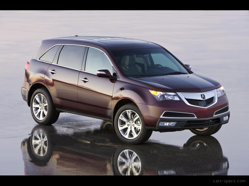 2012 acura mdx suv specifications pictures prices. Black Bedroom Furniture Sets. Home Design Ideas