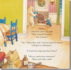 image from God Gave Us Christmas, by Lisa Tawn Bergren