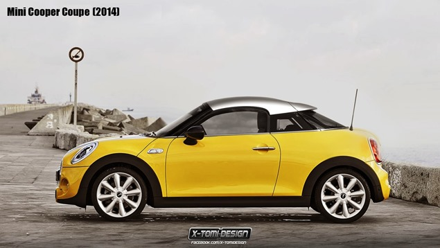 Mini Cooper Coupe2