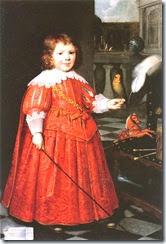 1632 Jan Anthonisz van Ravesteyn (Dutch painter, 1572-1657) Portrait of Joannes de Ruyter, 1632 - Princess Salimah Aga Khan