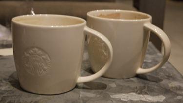 Proper cups!