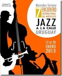 Jazz a la calle Mercedes Soriano