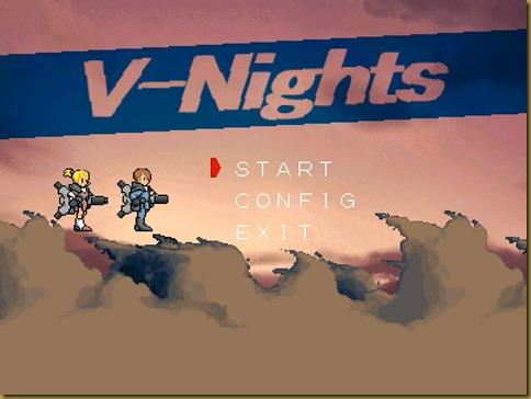 V-Knights タイトル