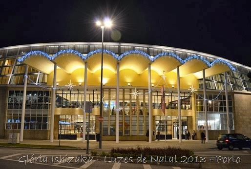 Glória Ishizaka - Luzes de Natal 2013 - Porto  12  Bom Sucesso