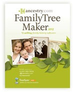 Ancestry.com Family Tree Maker 2012