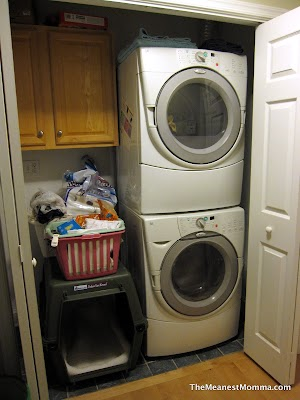 A Better Laundry Set-up