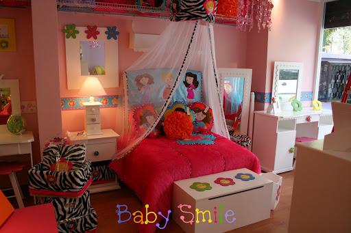 cama individual para nina jpg recamara para ninas modernas baby smile ...
