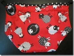 Mad Bird Bag - Knittin Sheep