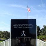 the astronauts memorial foundation in Cape Canaveral, Florida, United States