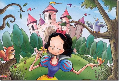 Blancanieves,Schneewittchen,Snow White and the Seven Dwarfs