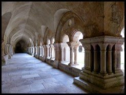 F cloister
