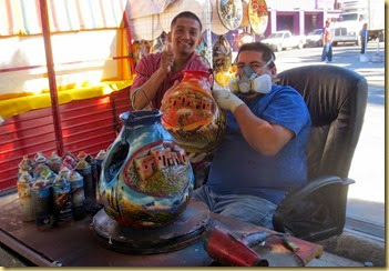 2013-10-30 - Mexico. Los Algodones - Our Pottery -004