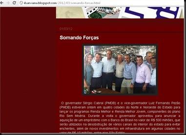 Vereadora Ilsan Viana Somando Forças - Google Chrome