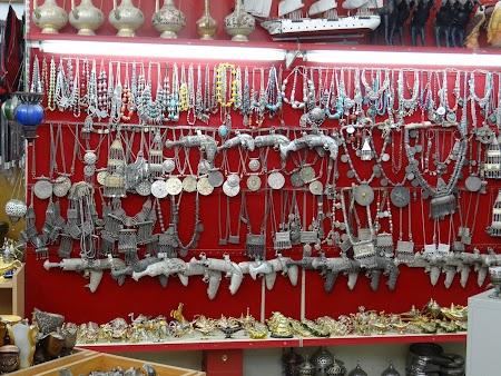11. Khanjar, hangerul traditional din Oman.JPG