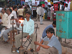 Market in New Delhi
