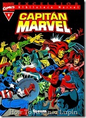 P00008 - Biblioteca Marvel - Capitán Marvel #8