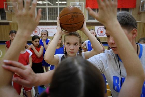 Фотоистории о баскетболе - Автор Г. Сысоев