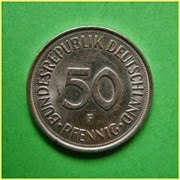 Alemania 0,50 Marcos 1981