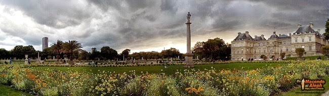 Jardines del Luxemburgo Visitar París 1