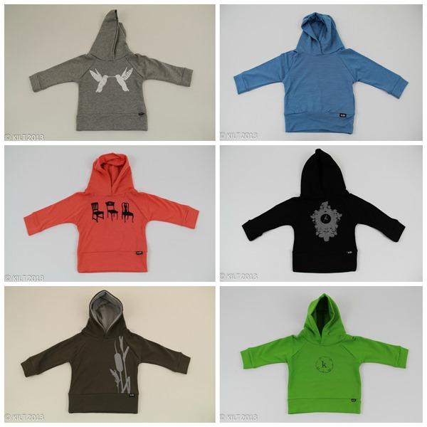 KILT hoodies