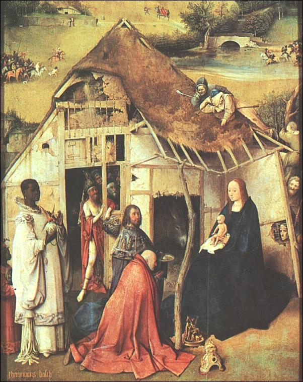 Bosch, Adoration des Mages