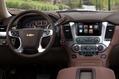 2015 Chevrolet Suburban Center Console