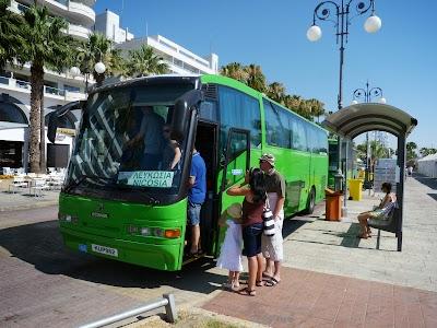 Cursa Larnaca - Nicosia