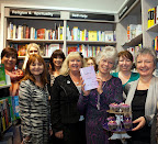 Ann Girling Book Launch at Knutsford Waterstones