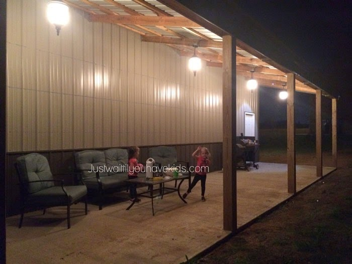 Barn Lights | Just Wait til You have Kids
