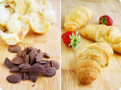 Croissants and Chocolate