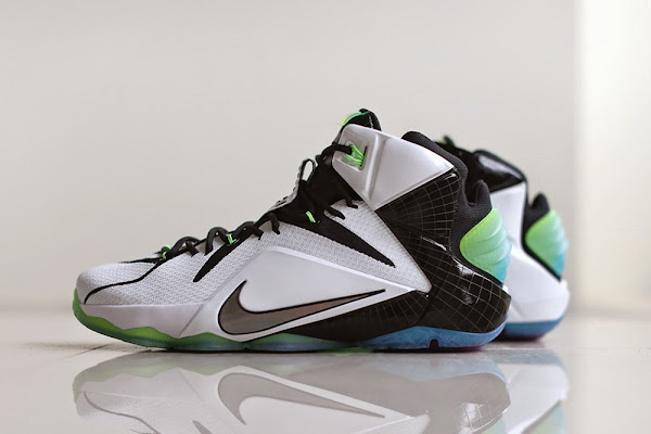 Another Look at 2015 NBA All Star Edition of Nike LeBron 12