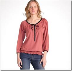 Γυναικεία Ρούχα:LA REDOUTE CREATION Μπλούζα
