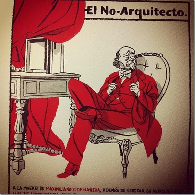 El NO Arquitecto_Jolse Luis Agreda