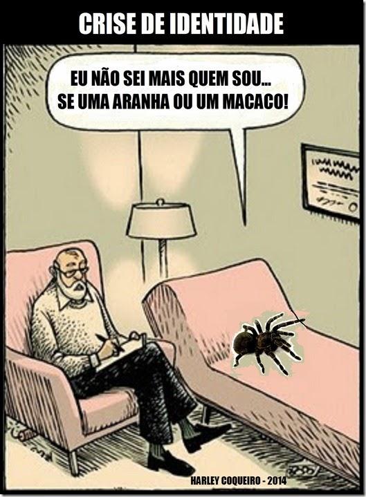 Charge_Harley_Coqueiro_Aranha_no_Divã
