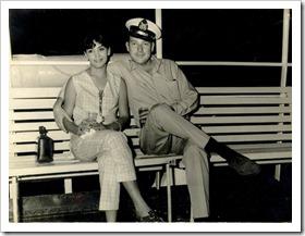 Luisa y Augusto Acapulco 1968