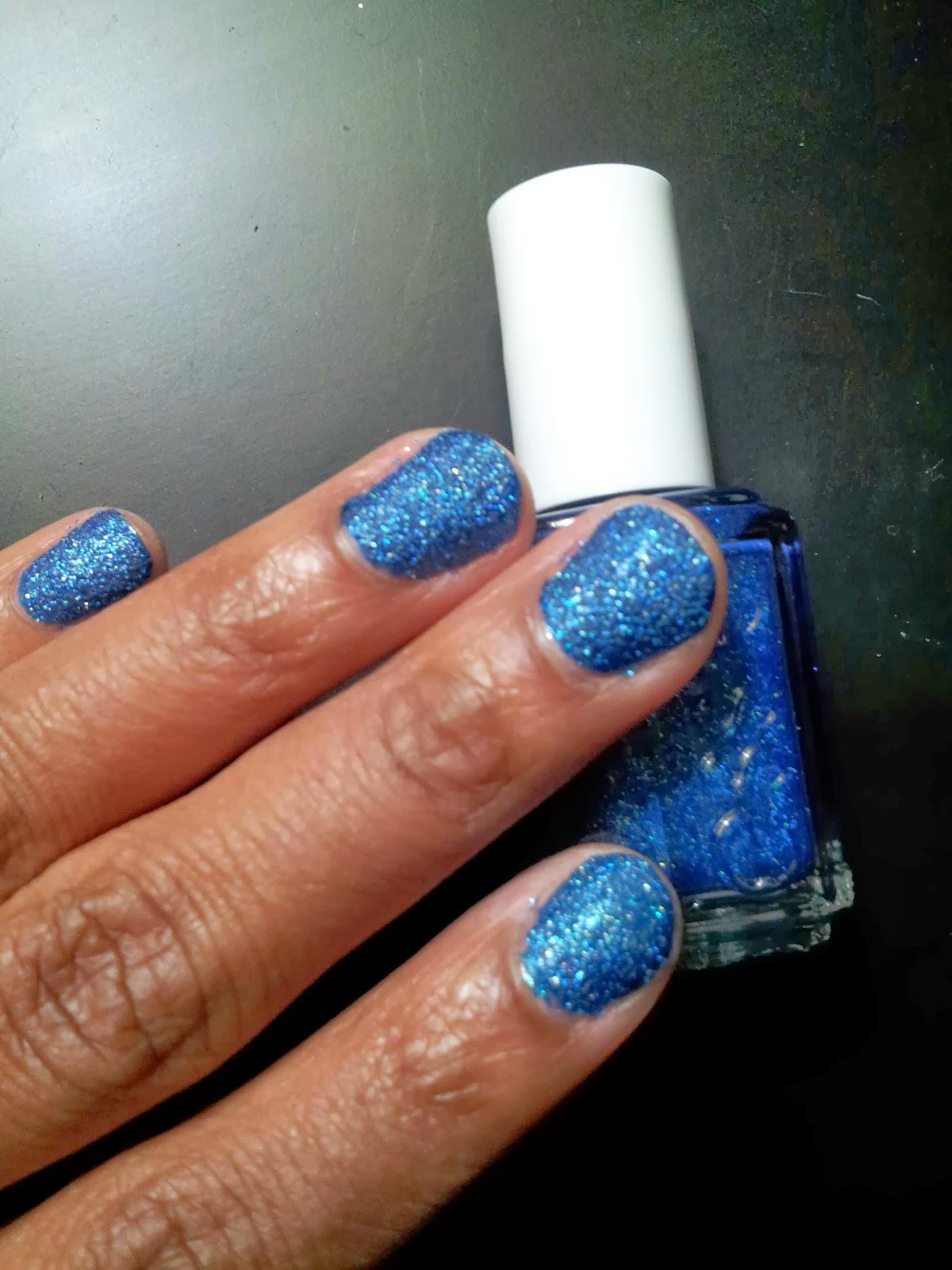 Essie Textured Nail Polish Review