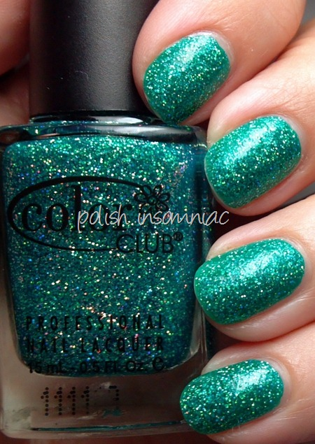 Color Club Holiday Splendor 3