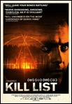 Kill List - poster