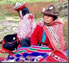 Peru - Lares ladies