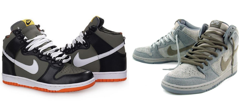 Nike Zapatillas Skate Botitas