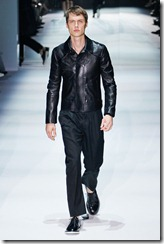 Gucci Menswear Spring Summer 2012 Collection Photo 31