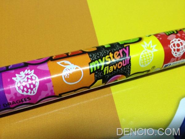 Mentos New Mystery Flavor