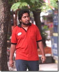 vineeth  in Chappa kurishu2