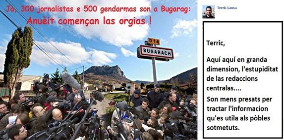 Bugarag en Lengadòc