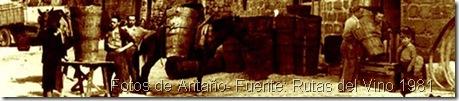 Fotos de Antaño- Fuente: Rutas del Vino 1981