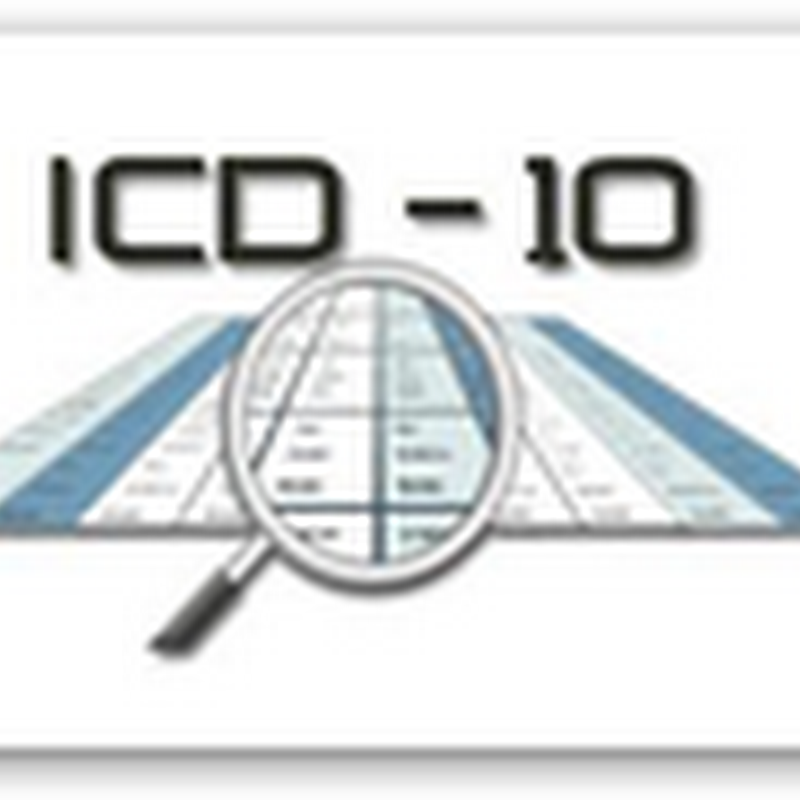 California Forms Statewide ICD-10 Collaborative As It Will Have Major Effects on Operations and Revenue Streams–Help and Support for Smaller Providers